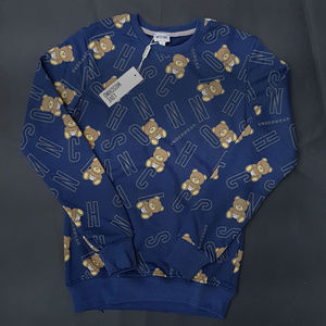 sweatshirt monchino blue